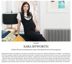 Sara Byworth