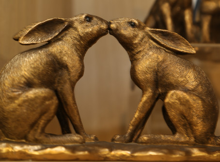 Hares at Inspirations