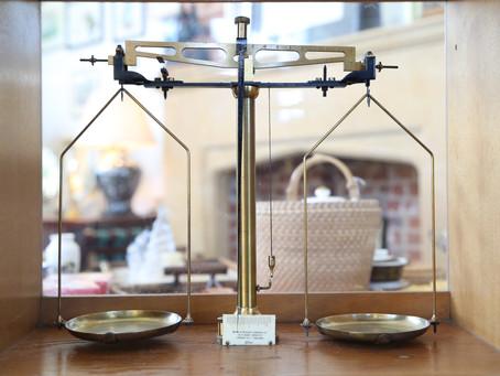Scientific Scales - SOLD