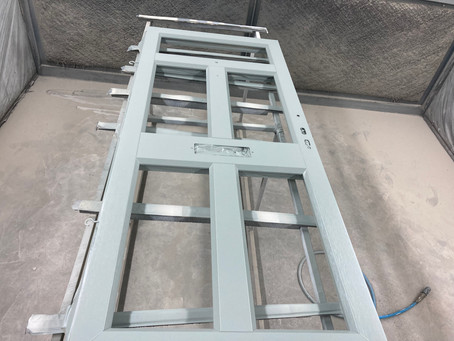Painted windows and doors - any colour