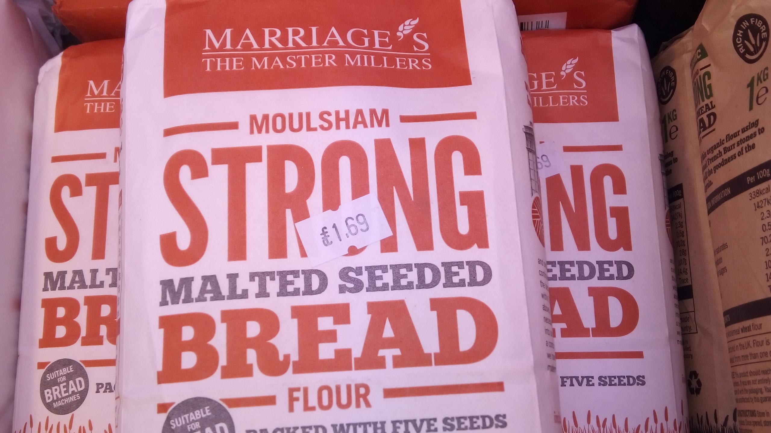 Malted Seeded Bread Flour