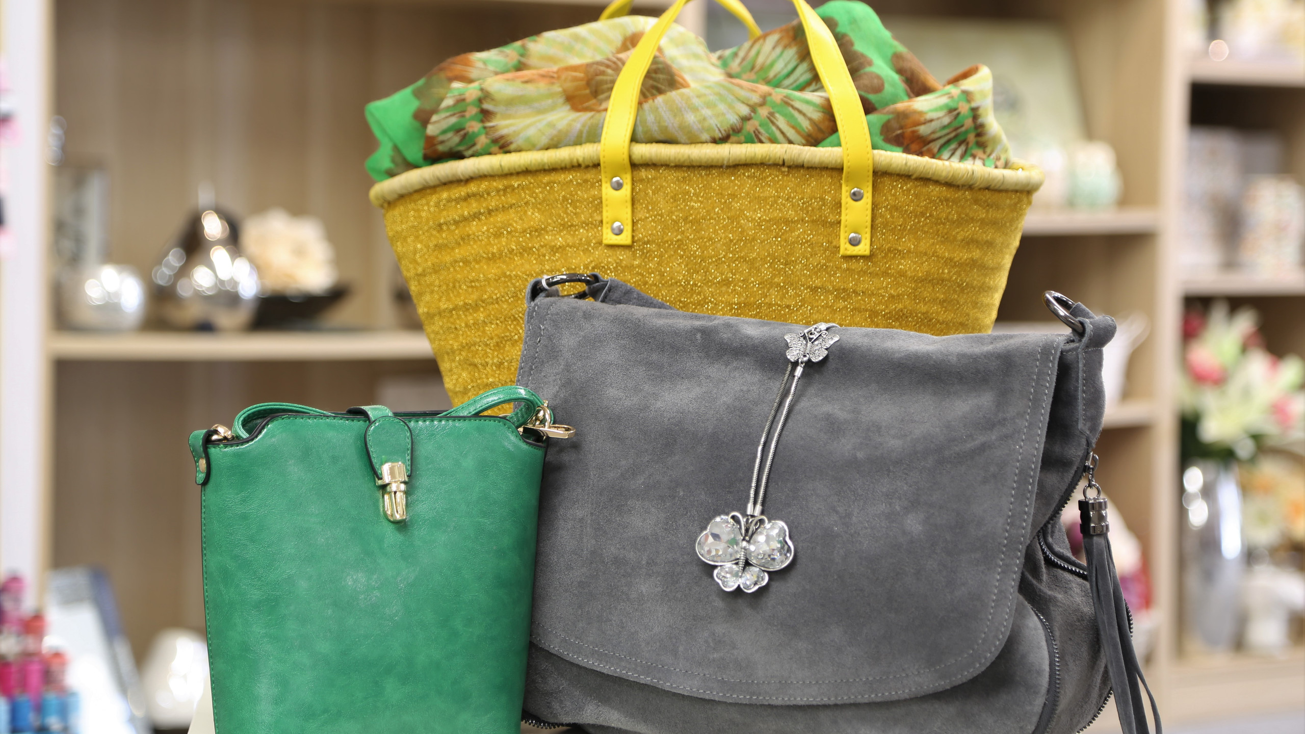 Bags at inspirations