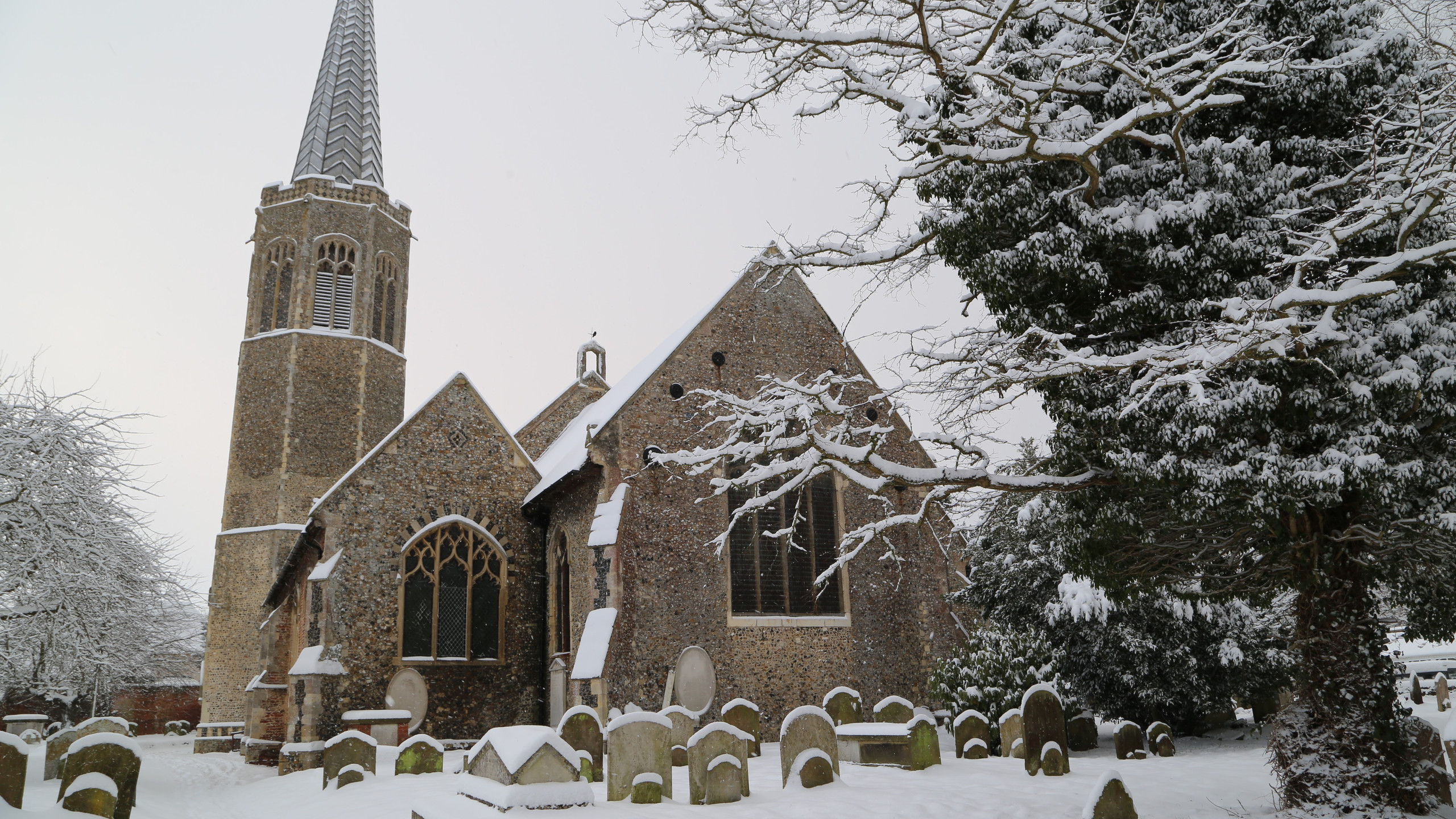 Wickham Market Church