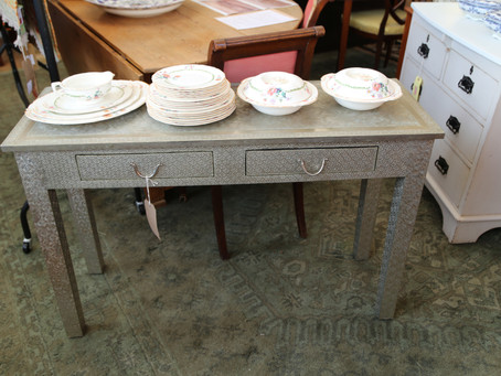 Console Hall Dressing Table - £185