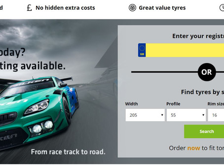Get the best tyre prices and order online