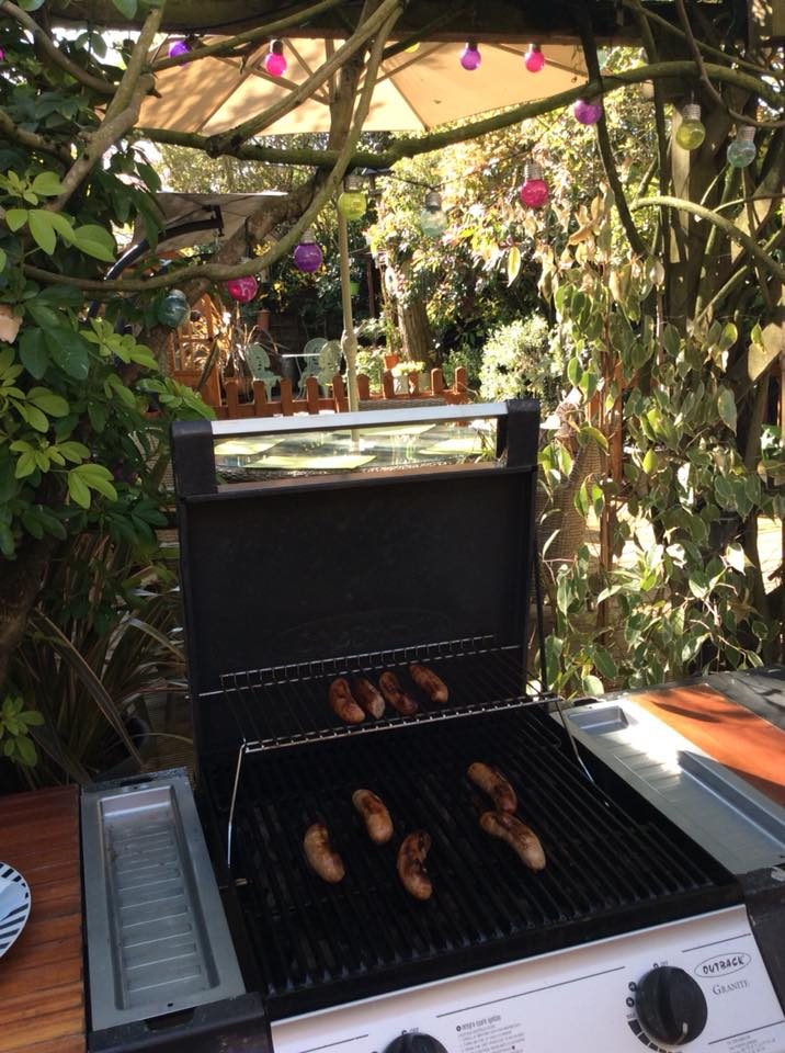 BBQ for the Barnes