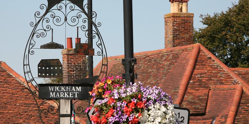 EDF Sizewell C Traffic Management Proposals for Wickham Market