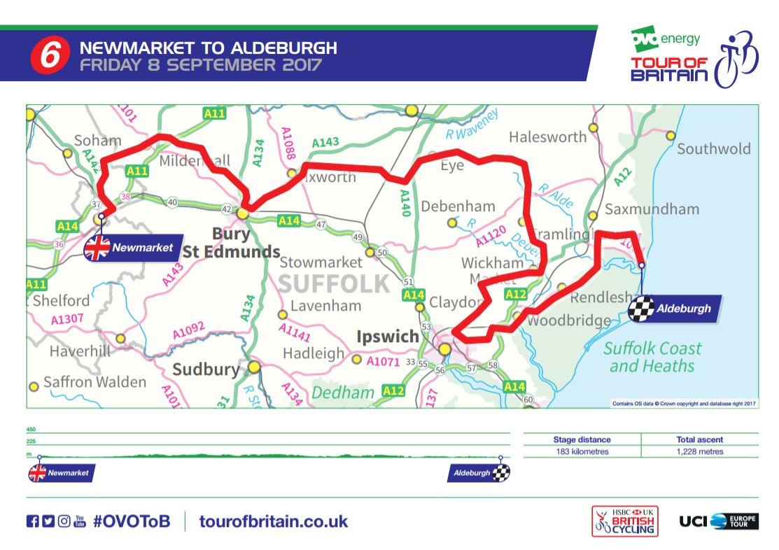 Tour Route