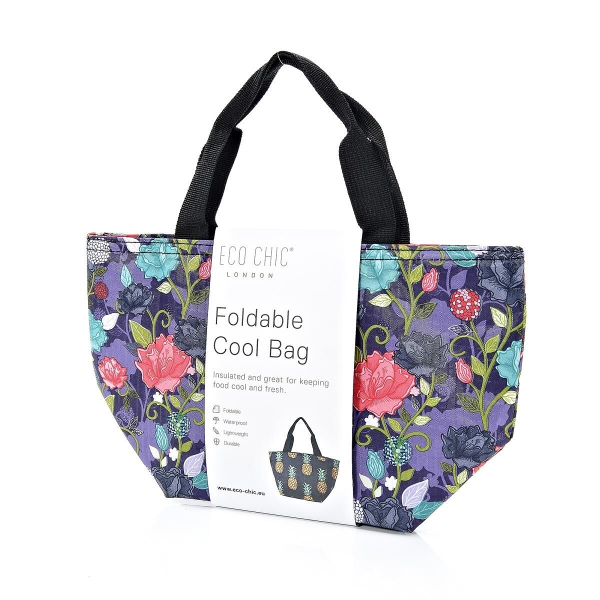 Purple Cool Bag