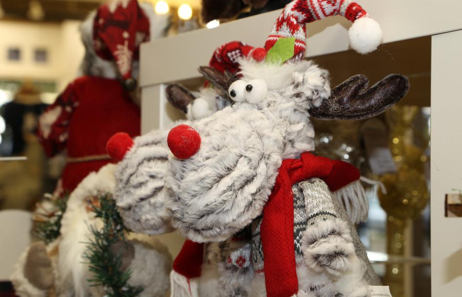 It's Rudolph