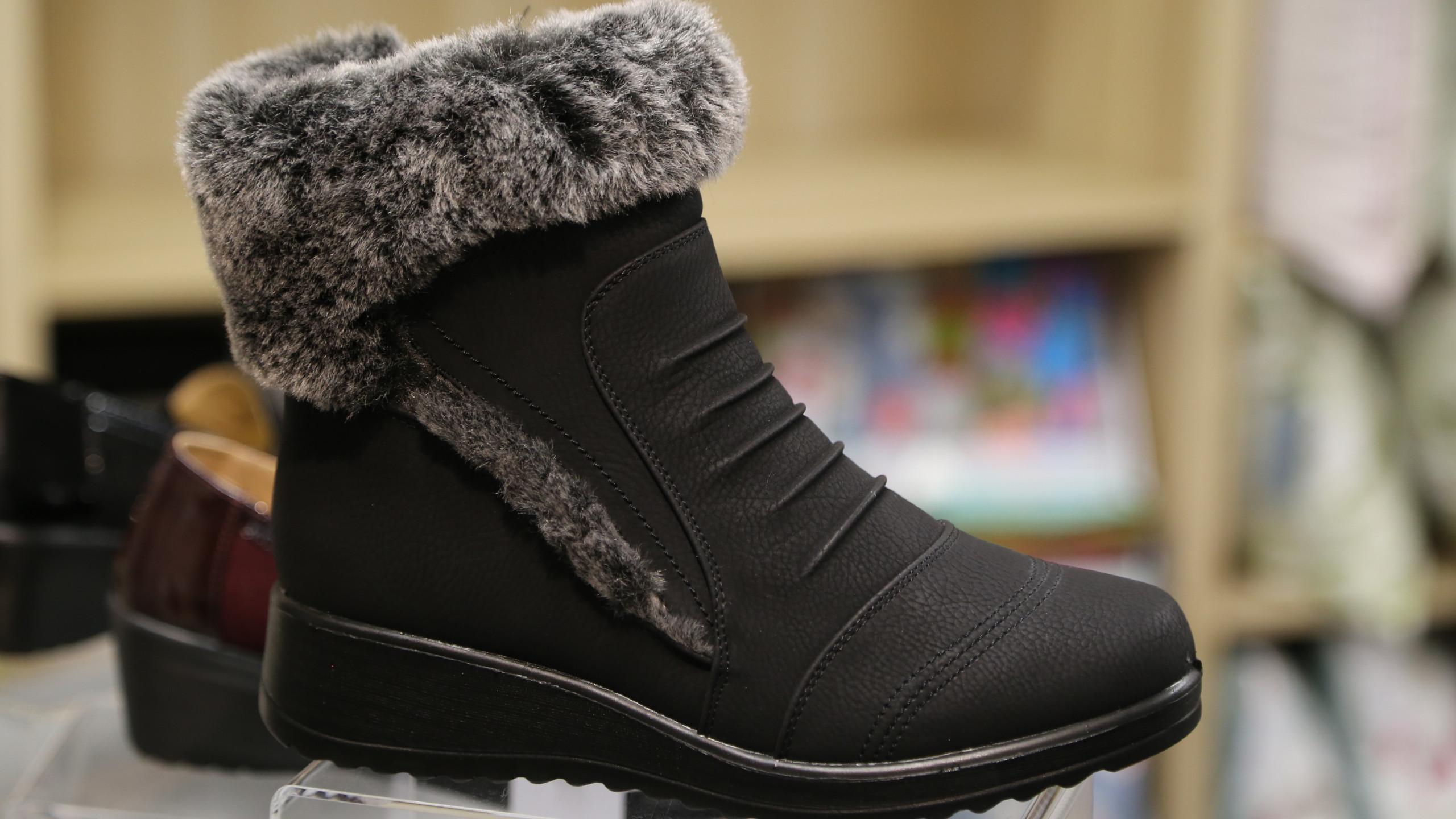 Black boots £36