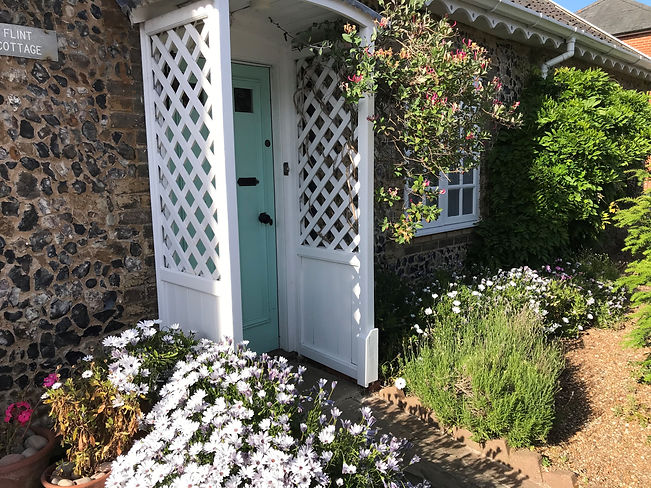 Flint Cottage & Daisy Plants.jpg