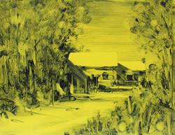 Yellow Sheds
