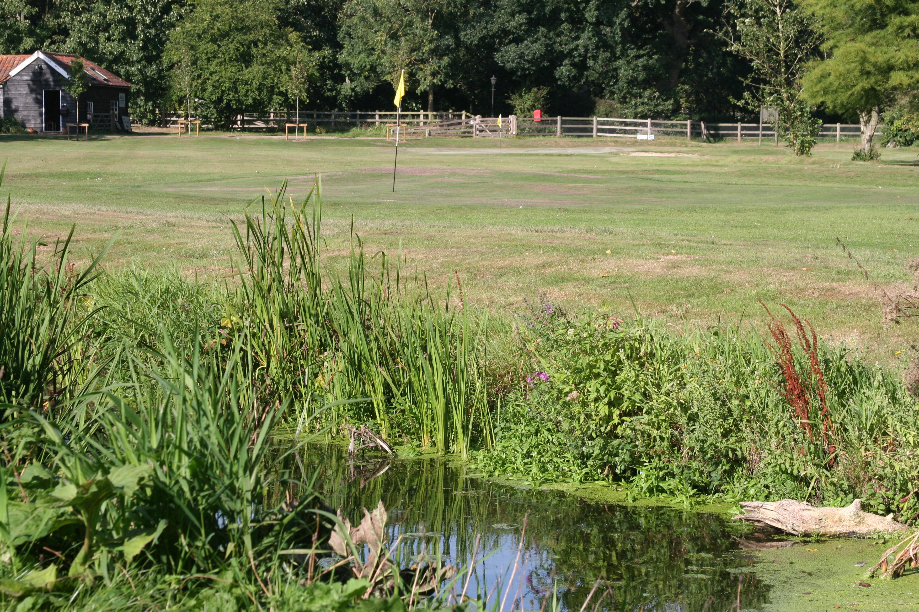 Glevering Mill Golf, Wickham Market