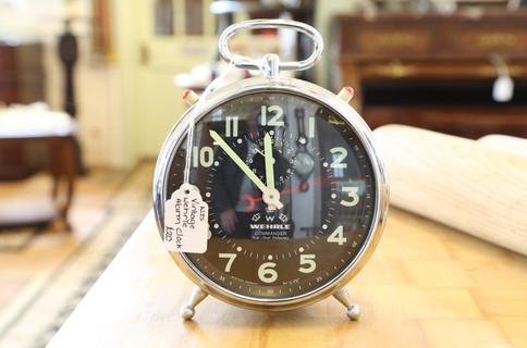 Vintage Alarm Clock - £20