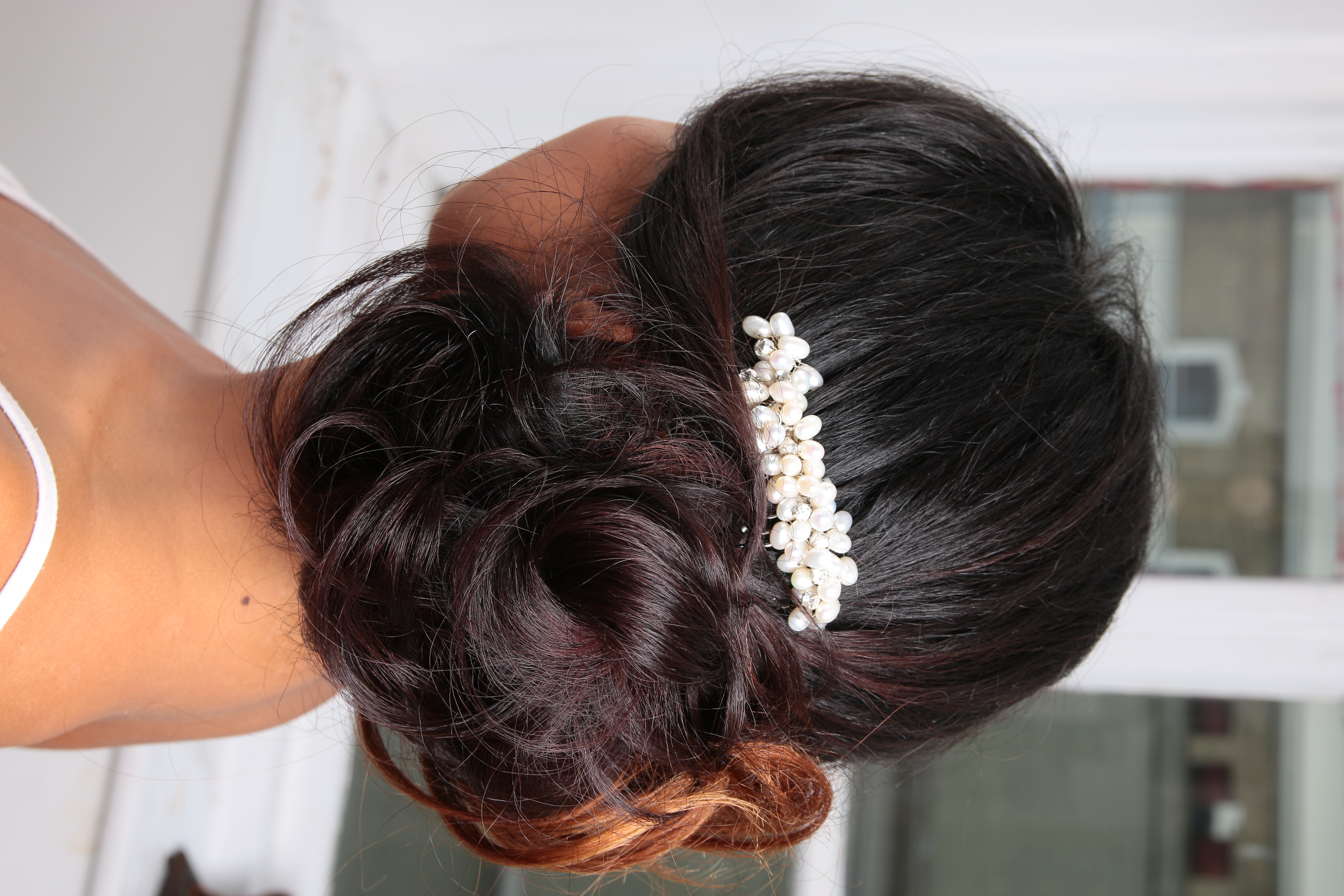 Dressed Hair