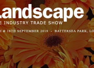 Landscaping professionals gather for the landscape show