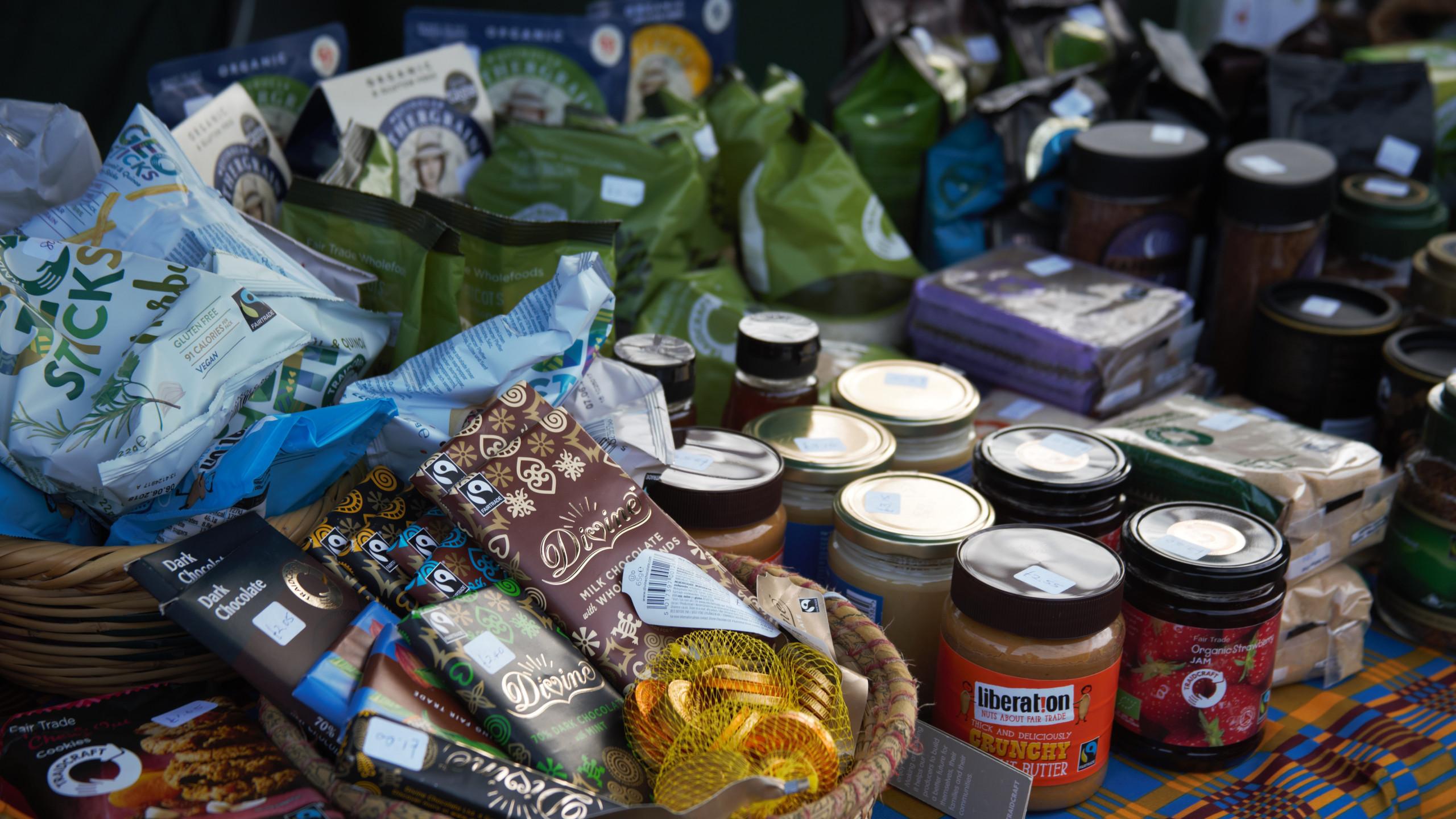 organic and fairtrade