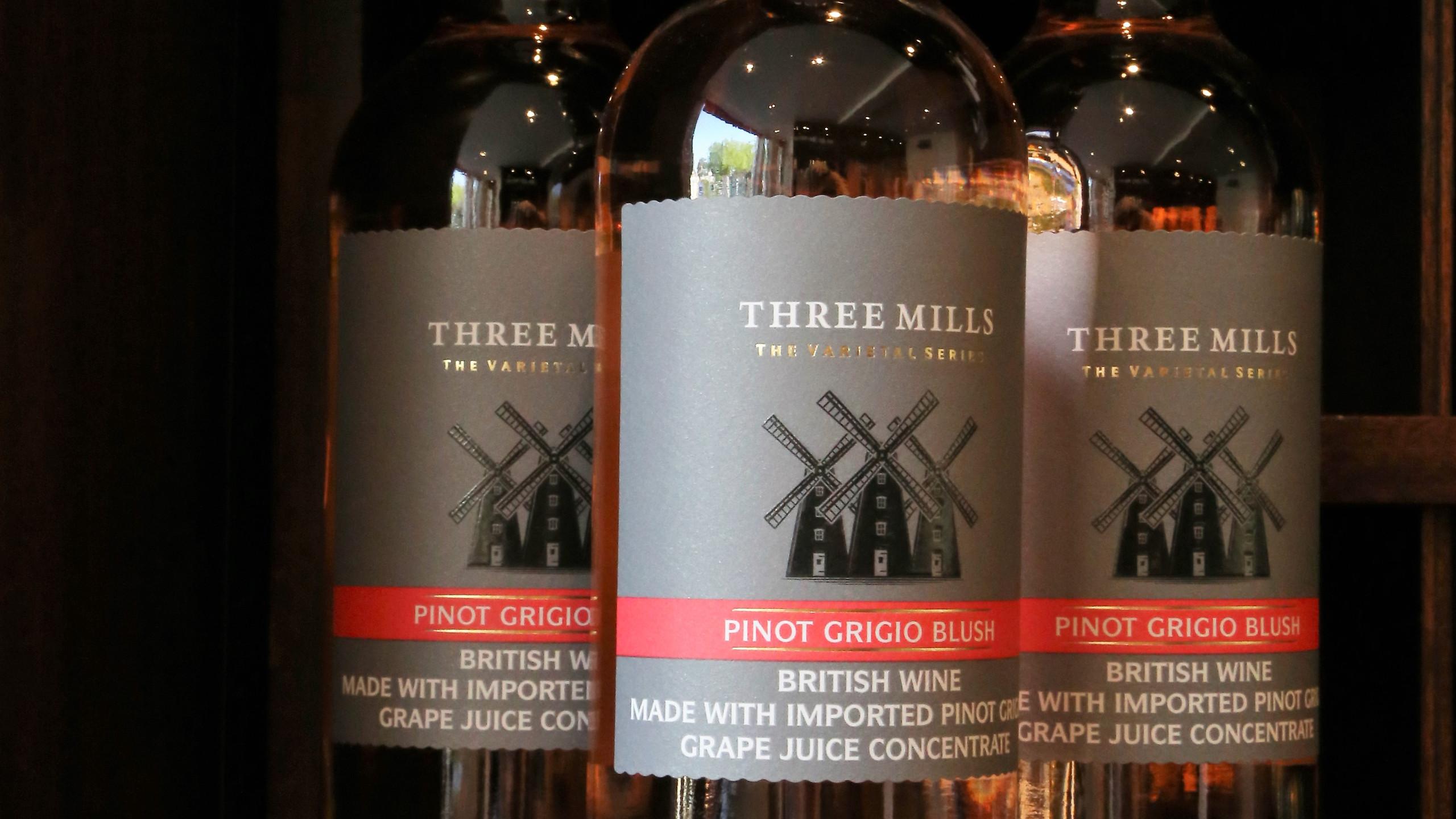 Three Mills pinot grigio