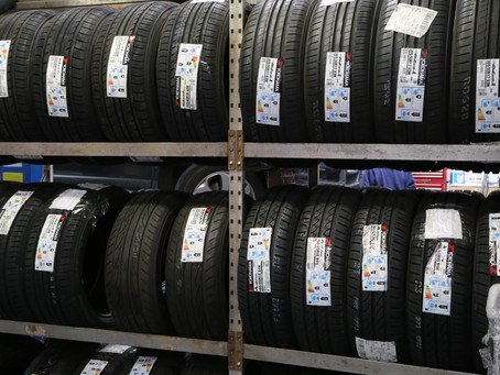 Don't tire yourself out looking for the best tyre deal - come to Dave Chapman