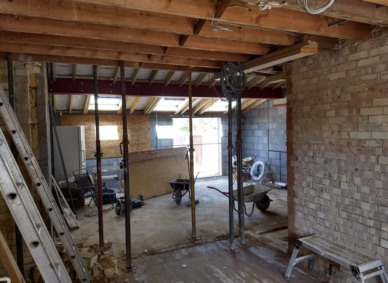 Steel work ready to be installed.jpg
