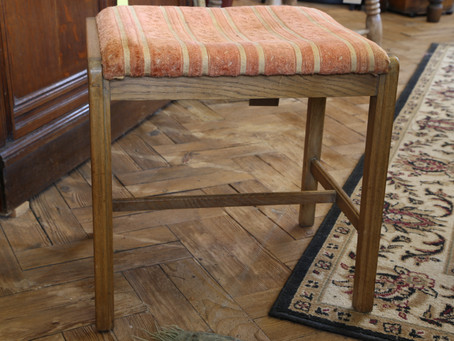 Bristow & Townsend Stool - SOLD