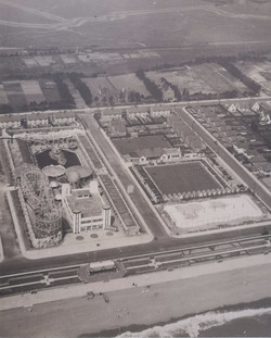 Mannings Amusements, Aerial view