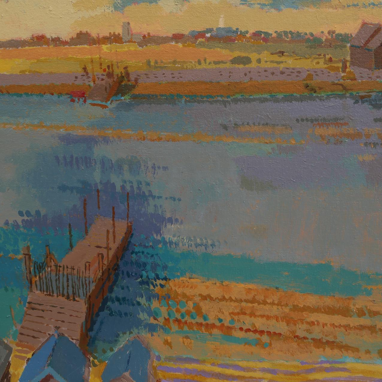 Ronald Hellen riverside picture