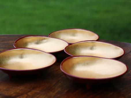 Yamanaka lacquerware - £55