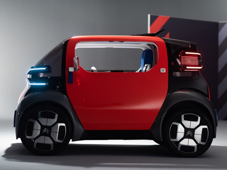 Another concept car from Citroen