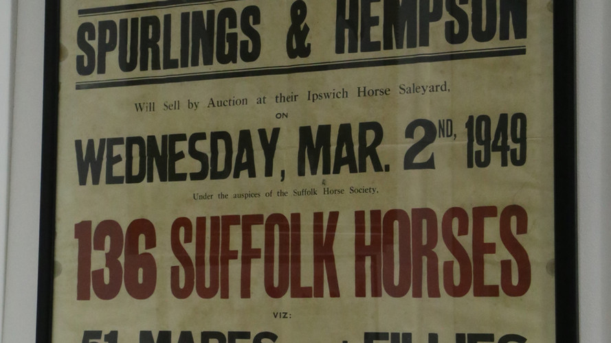 Heritage Museum, The Suffolk Punch Trust
