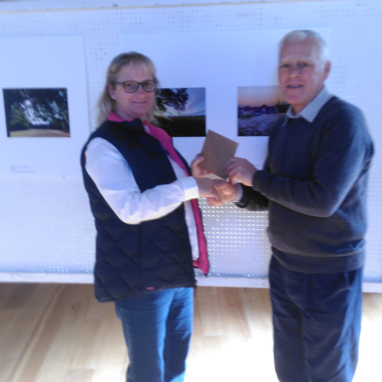 The Winner of photographic competition