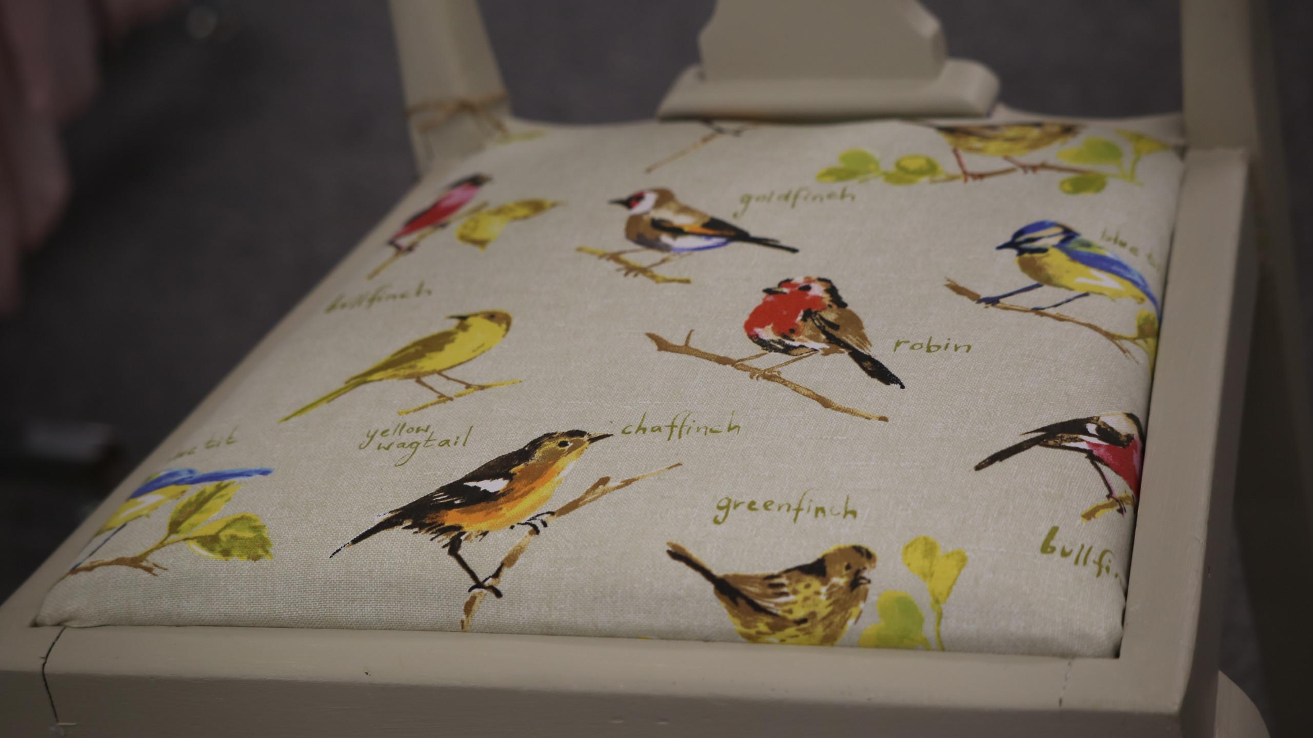 Bird seat