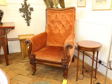 Regency Arm Chair - SOLD