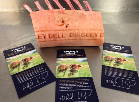 Dingley Dell Pork at Supermarket prices!