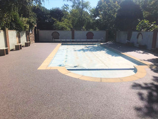 Resin Driveways and more