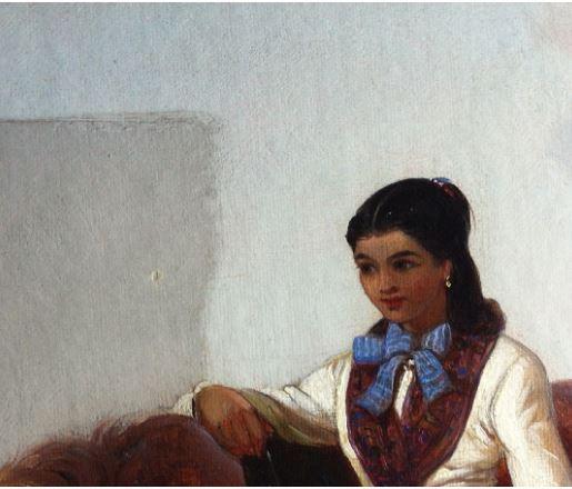 E R Smythe Gypsy Girl.JPG