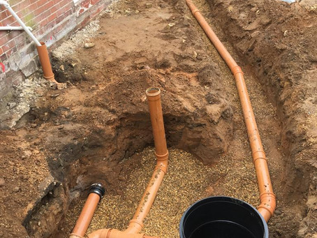 A guide to extension costs - part 4, ground work