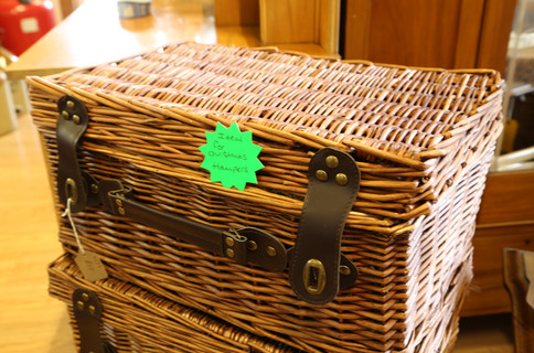 Ideal Christmas Hampers - £10 Each