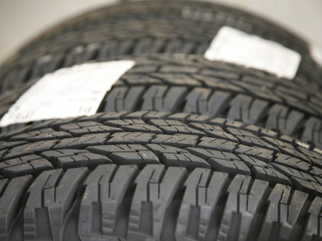 Tyres more than 10 years old to be banned