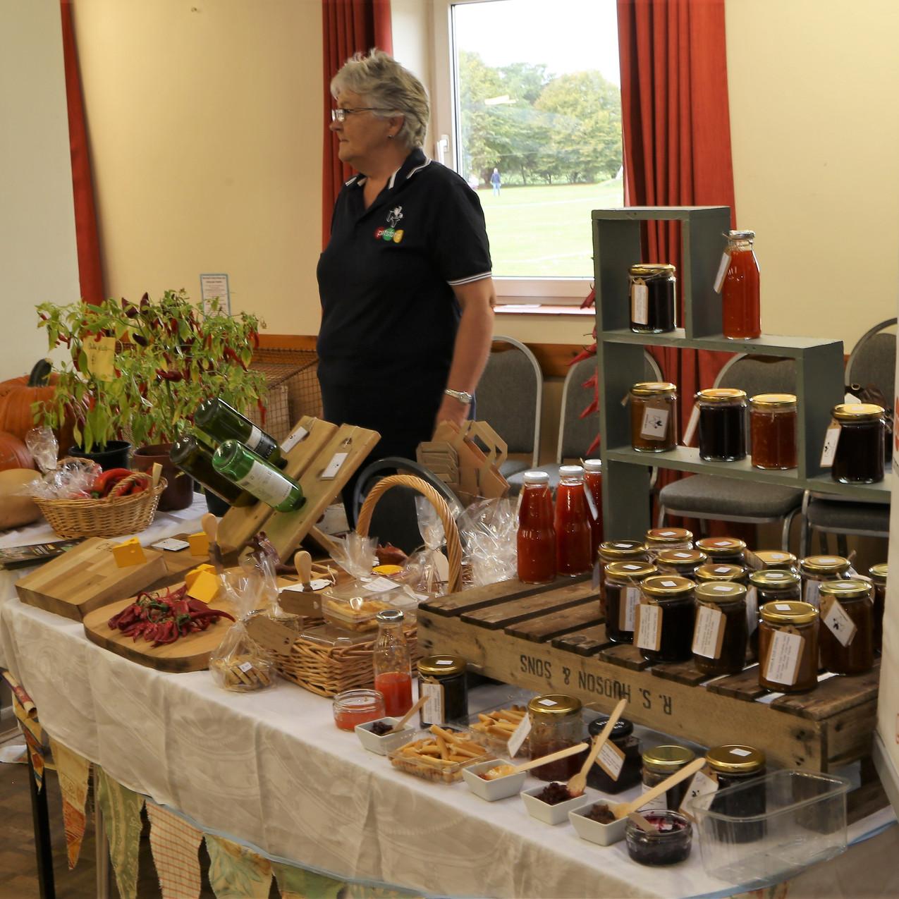 Potsford produce