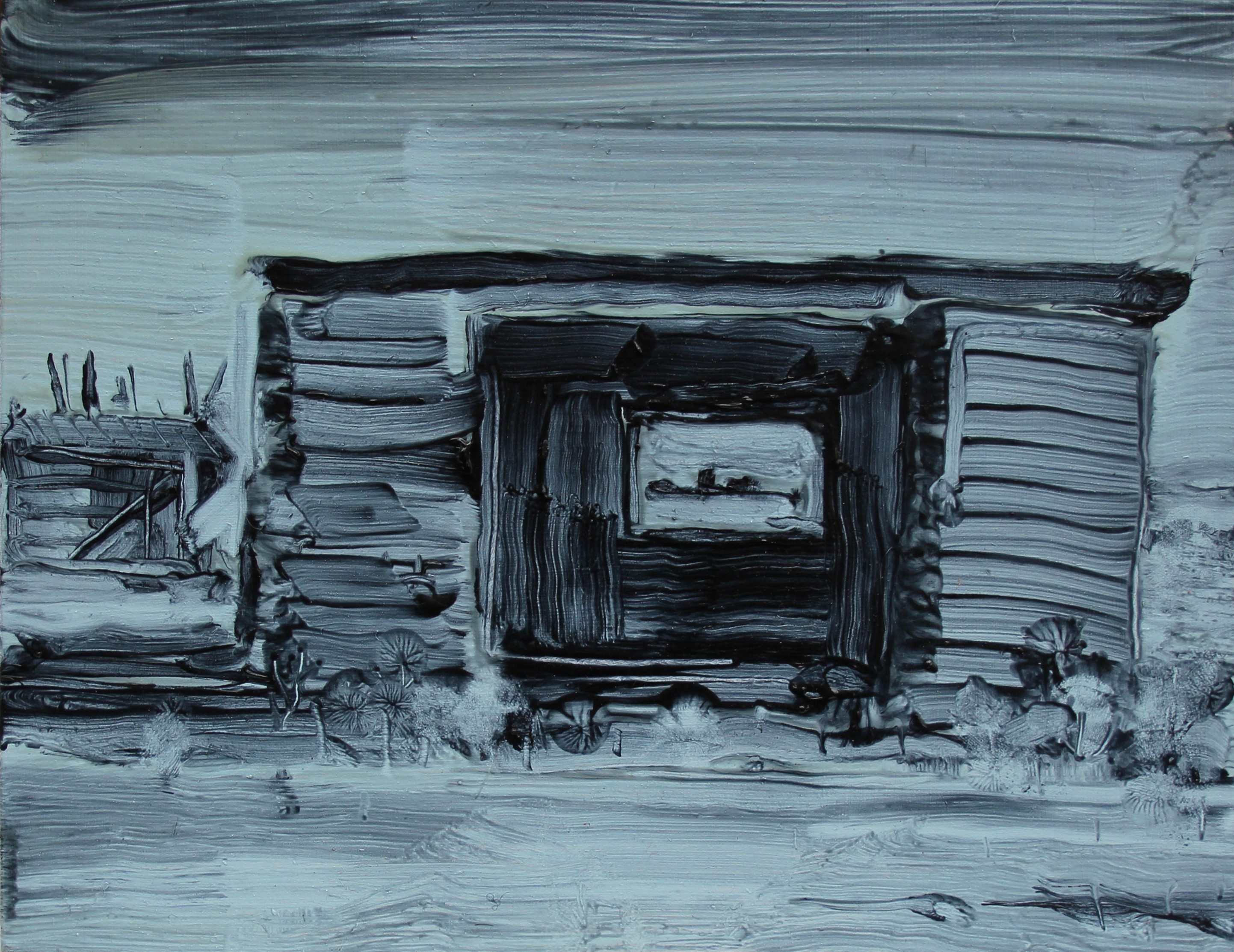 Orford Ness Study 3