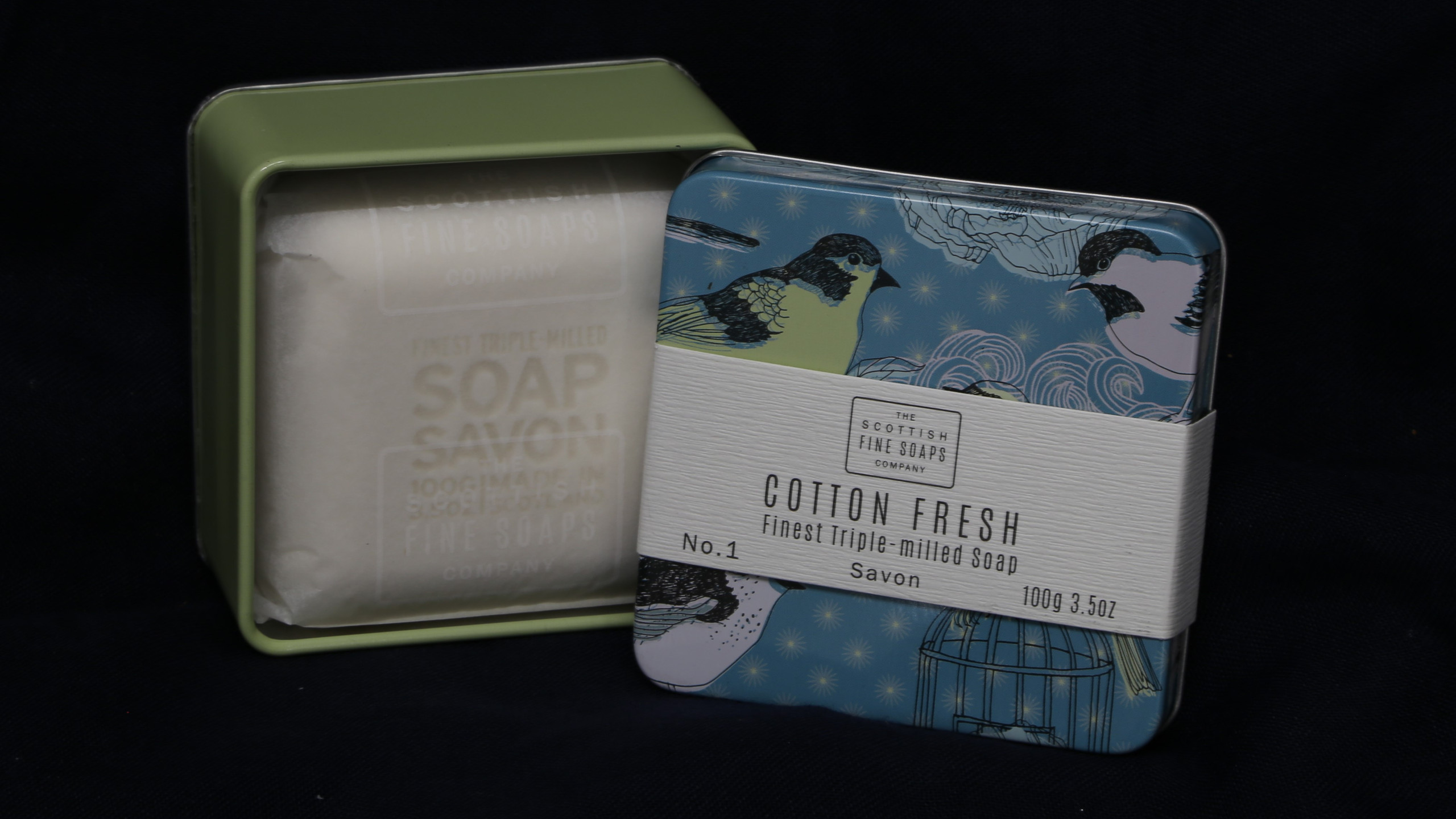 Luxury soap - Cotton Fresh