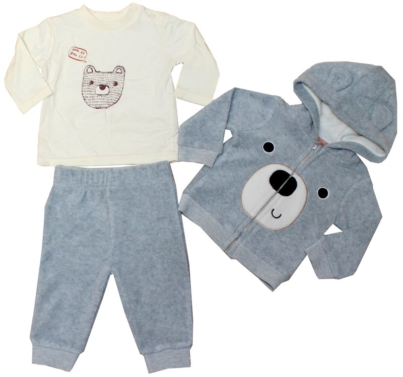Bear Outfit