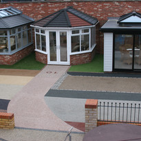 Rear of conservatory show area