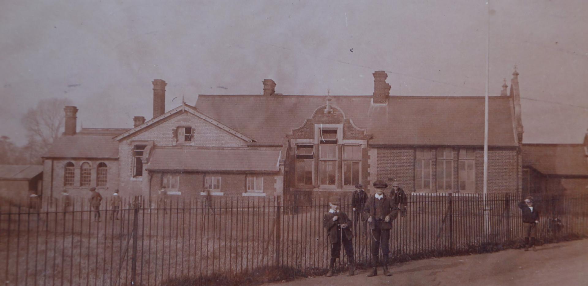 Old School Wickham Market