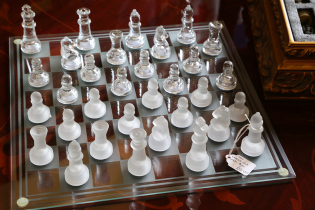 Chess Set - £15