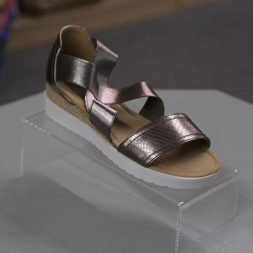 Bronze sandals Krush £32