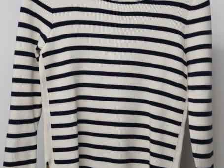 Breton Striped Tops