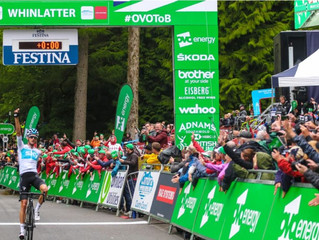 Dates announced for OVO Energy Men's Tour of Britain